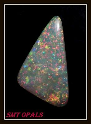 5.1ct Solid GREAT COLOUR Mintabie Opal