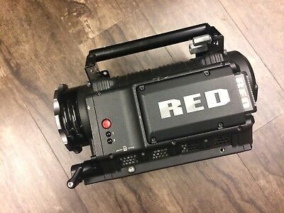 Red One MX W/Side SSD + Accessories