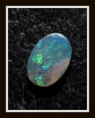 0.7ct Solid GREAT COLOUR Coober Pedy Opal