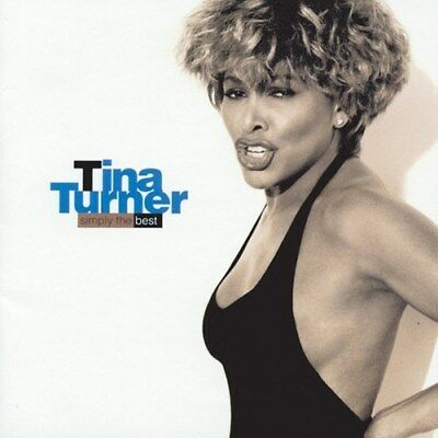 TINA TURNER SIMPLY THE BEST CD (Greatest Hits / Best Of)
