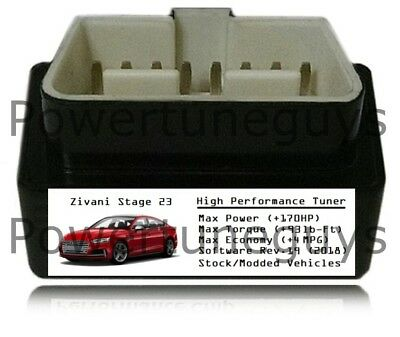 Stage 23 Tuner Chip Power Performance +199HP 5MPG ECU Tune for Nissan Infiniti