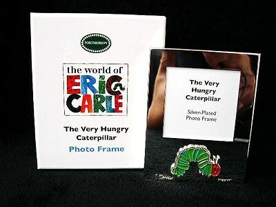 Portmeirion Photo Picture Frame The Very Hungry Catterpillar New Baby Gift