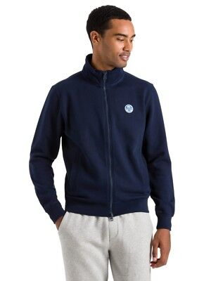 Felpa Uomo Lowell Sweat Full Zip North Sails
