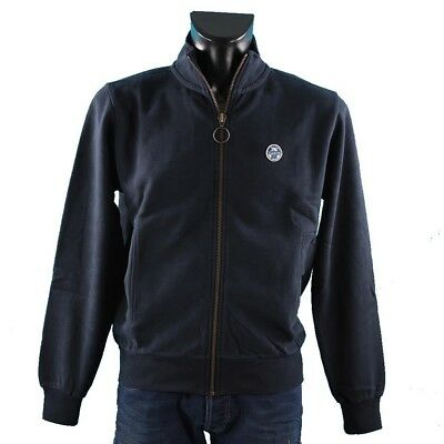 Felpa Uomo John 37 Full Zip North Sails
