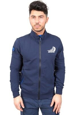 Felpa Uomo Stretch Fleece Full Zip North Sails