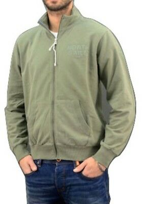 Felpa uomo full zip North Sails