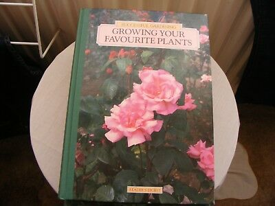 Readers Digest Successful Gardening  Growing Your Favourite Plants