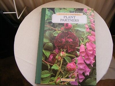 Readers Digest Successful Gardening  Plant Partners
