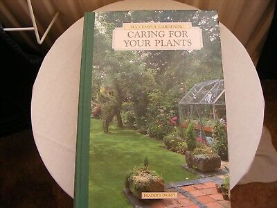 Readers Digest Successful Gardening  Caring For Your Plants