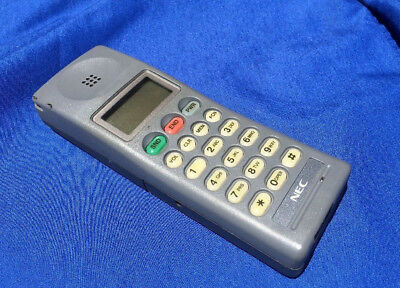 Vintage NEC Cell Phone MP5A1B2-1A