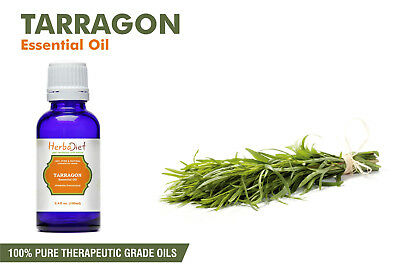 Tarragon Essential Oil 100% Pure Natural Aromatherapy Therapeutic Grade Oils