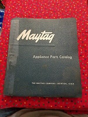 Vintage Maytag Wringer Washer Parts Manual