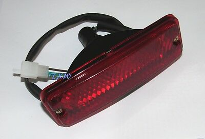 Go kart Tail light lamp For KINROAD RUNMASTR DAZON HAMMERHEAD AMERICANSPORTWORKS
