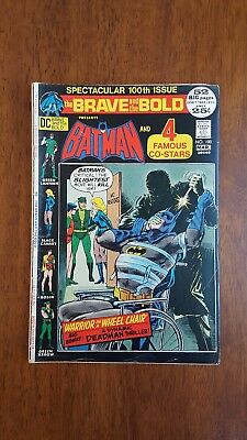 The Brave and the Bold #100 (Feb-Mar 1972, DC)