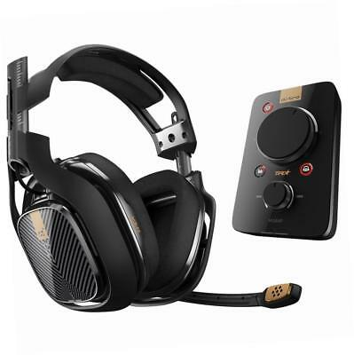 Astro Gaming A40TR Headset + MixAmp Pro - Black (PC)