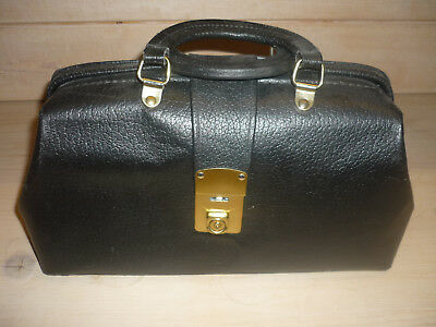 Vintage Doctors Bag Post WWII Made by GRAFCO