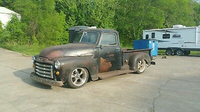 1950 Chevrolet Other Pickups  1950 GMC 5 Window Pickup LS Powered Rat Rod - A/C, 4l80 Auto Trans Show Stopper