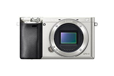 Sony Alpha a6000 Mirrorless Digital Camera 24.3MP SLR Camera with 3.0-Inch LCD -