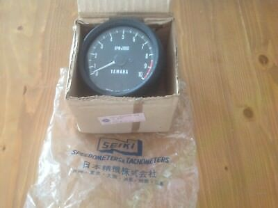 Yamaha RD 250 / RD 350 , compte tours neuf / NOS tachometer ass'y
