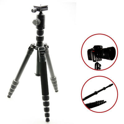 """Photography Studio Extendable 60"""" Tripod Monopod with Quick Release for Camera"""