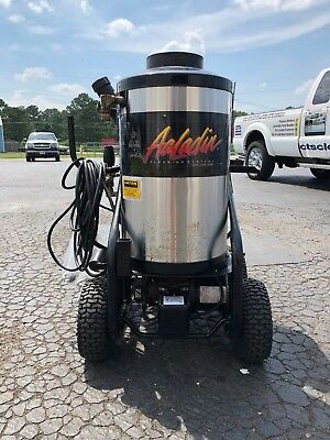 Aaladin 13-325 SS Hot Water Pressure Washer