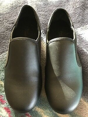 *New in Box* Theatricals Women's Neoprene Tap Shoes Size 3.5 Black