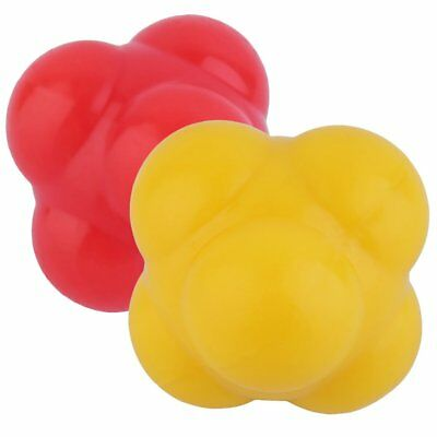 Silicone Reaction Ball Agility Coordination Reflex Exercise Training Ball AA