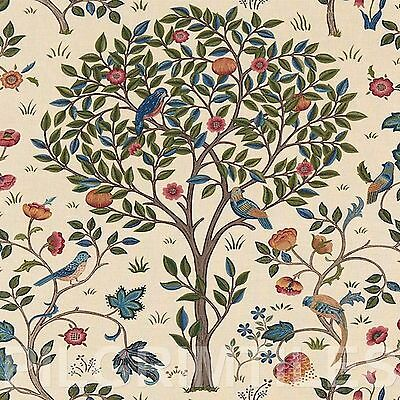 Metric Porcelain Tile William Morris Kelmscott  Tree Walls Floors Kitchens Bath