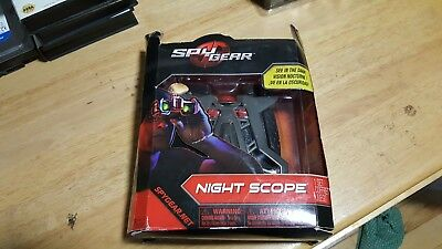 Spy Gear NIGHT SCOPE Binoculars - See in the Dark! 25 Foot Range  *NEW*