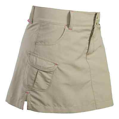 Kathmandu Daisy Girls Short A-Line Skort Hiking Travel Skirt