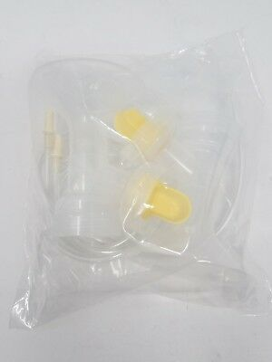 Medela Tubing and 24 mm Breast Shields