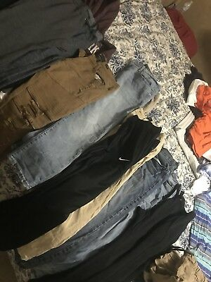 Boys Lot 14/16/Small Young Men 45 items total!!!!