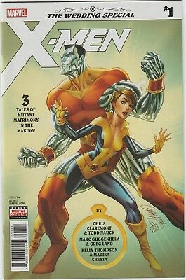 X-Men The Wedding Special # 1 ((  2018 ))  Very Fine Plus