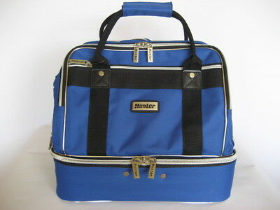 Traditional Style Cobalt Blue 4-Bowls Carry Bag GREAT BAG AT A GREAT PRICE