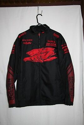 Jacket, Genuine Holden Racing Team Water Resistant Padded Size Sx Mens