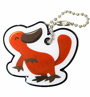 Plato the GeoTrack Platypus - Trackable for Geocaching