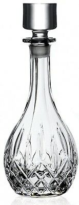 Rcr Crystal Glass Opera Decanter Tall Round Wine Whiskey Decanter. Huge Saving