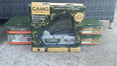 1× camo marksman pro and 1,400 individual screws fastners FREE POSTAGE WIDE