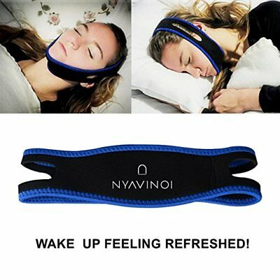 Anti Snoring Chin Strap - Snoring Solution - Anti Snoring Devices - Snoring Chin