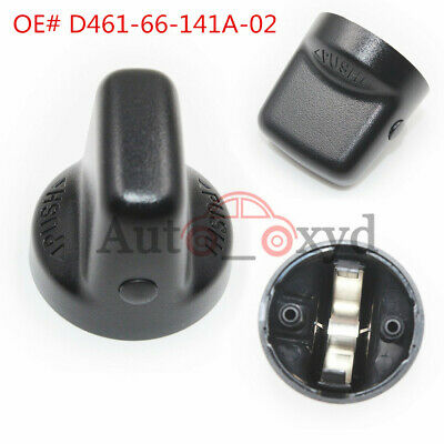 D461-66-141A-02 Ignition Key Push Turn Knob For Mazda Speed 6 CX-7 CX-9 New