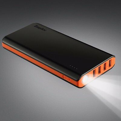 EasyAcc 20000mah 4A Input 4.8A Smart Output External Battery Charger Power Bank