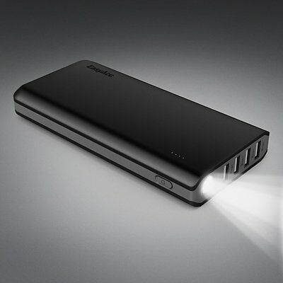 EasyAcc 20000mAh Power Bank 4A Input 4.8A Smart Output External Battery Charger