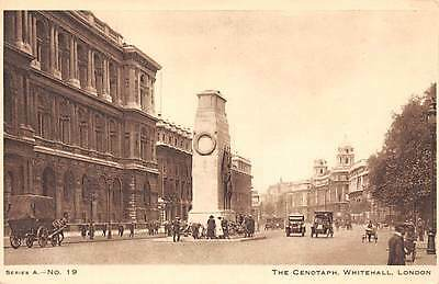 London, Whitehall, The Cenotaph, Carriage, Cars