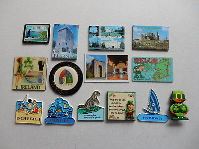 One Selected Souvenir Fridge Magnet from Ireland