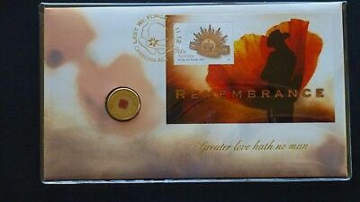 2012 Remembrance Day  - RAM $2 Coin Limited Edition