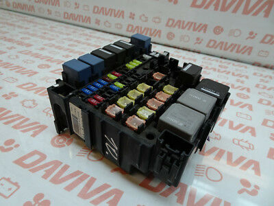 Ford Fiesta Mk6 Mk7 2013 2017 15 Tdci Diesel 2011 ford transit connect fuse box location schematic diagrams