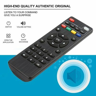 Universal Replacement Remote Control TV Set-Top Box for MXQ-PRO MXQ-4K M8S UC