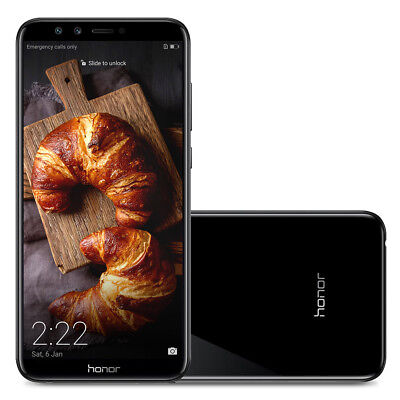"NOUVEAU HUAWEI Honor 9 Lite 5.65"" Android 8.0 Octa-Core 4GB 32GB 3000mAh 4G"