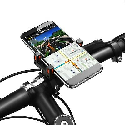 Alloy bike Phone Holder Mount, Vogek Bicycle GPS Mount Cell Phone Holder