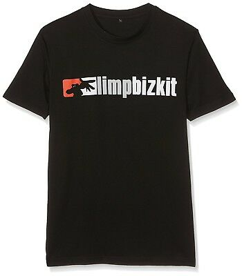 (Small, Black) - Mister Tee Men Overwear / T-Shirt Limp Bizkit. Huge Saving